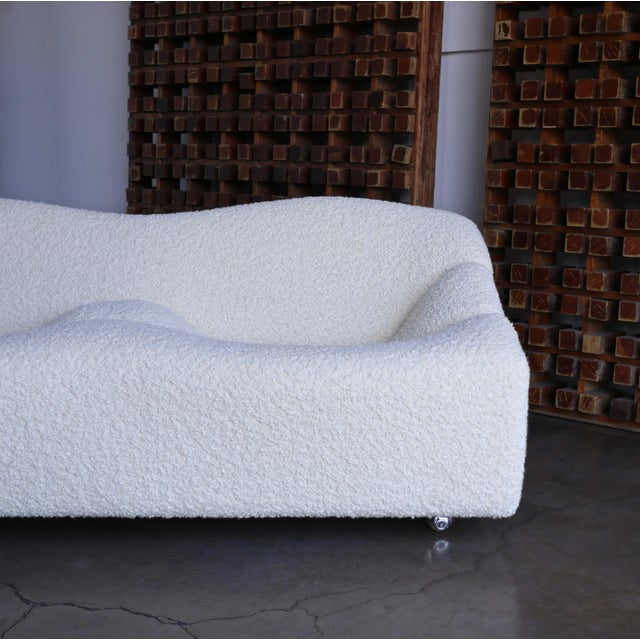 Pierre Paulin Abcd Settee for Artifort Circa 1970 For Sale - Image 9 of 13