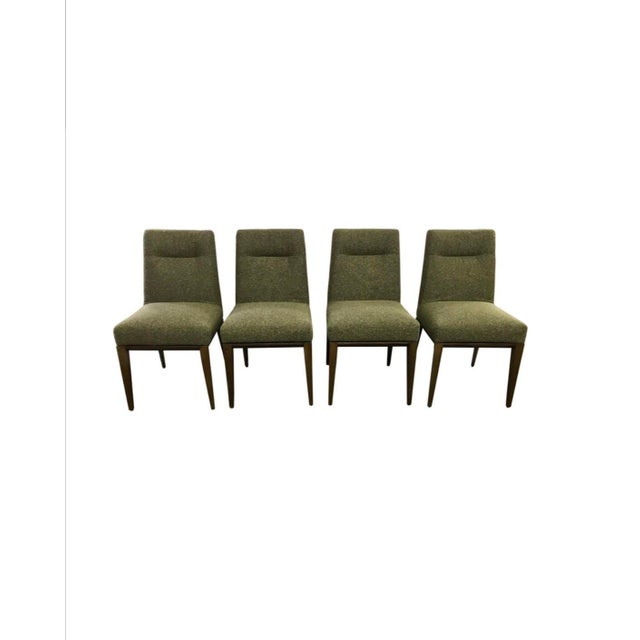 Glass and Chrome Dining Table and 4 Calligaris Chairs Set For Sale In New York - Image 6 of 13