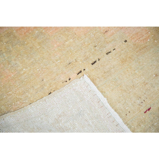 """Textile Distressed Oushak Rug - 5' X 7'6"""" For Sale - Image 7 of 9"""
