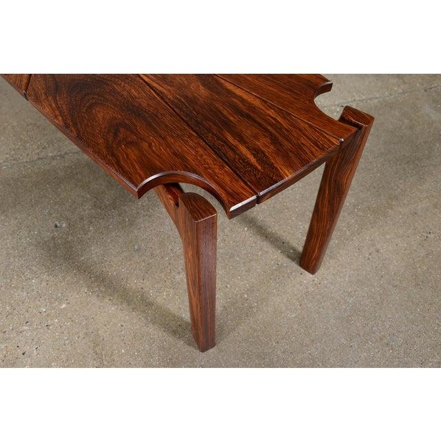 Bud Tullis Studio Craft Coffee Table - Image 5 of 8