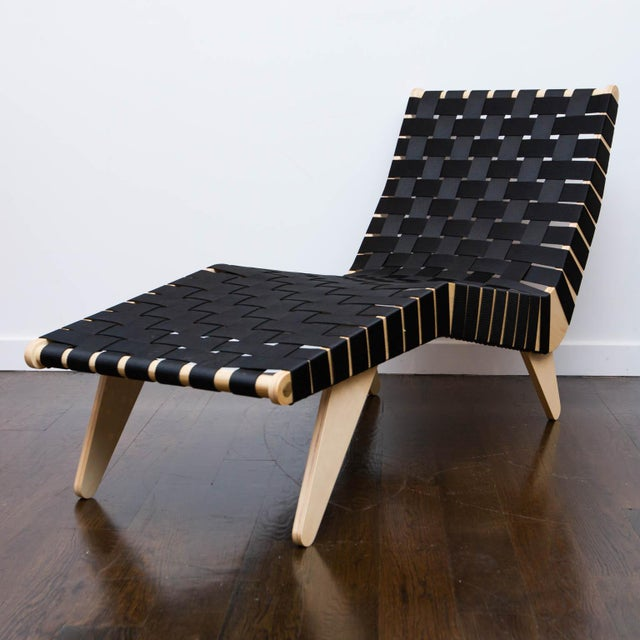 Klaus Grabe Style Chaise Longue For Sale - Image 11 of 11
