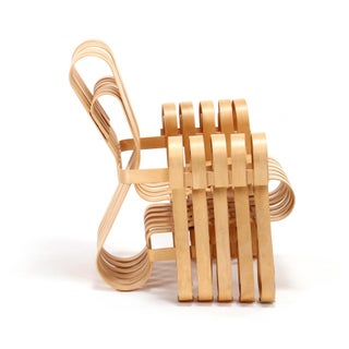 1990s Vintage Frank Gehry for Knoll International Power Play Chair Preview