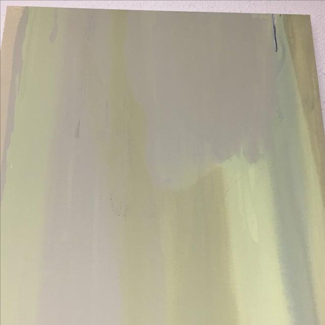 """Adagio"" Painting by Isabel Wyatt - Image 4 of 9"