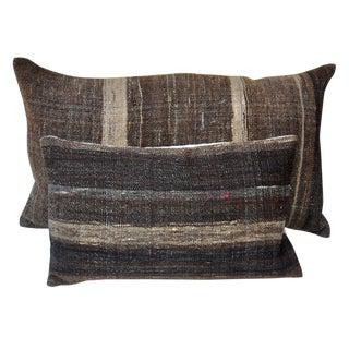 Vintage Turkish Kilim Pillows For Sale
