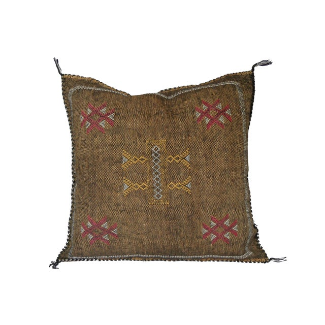 Moroccan Moroccan Sabra Pillow For Sale - Image 3 of 3
