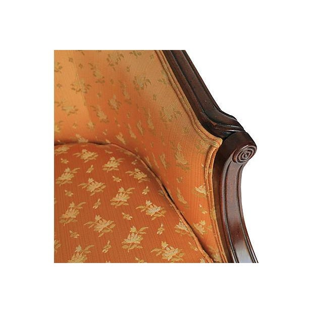 Upholstered Settee by Hickory Chair Co. - Image 8 of 10