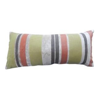 Contemporary Galbraith & Paul for Room & Board Velvet Throw Pillow For Sale