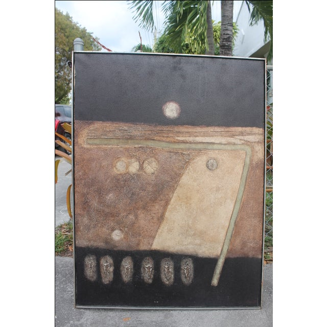"Denyll Darius ""Soul Birds"" Painting - Image 2 of 11"