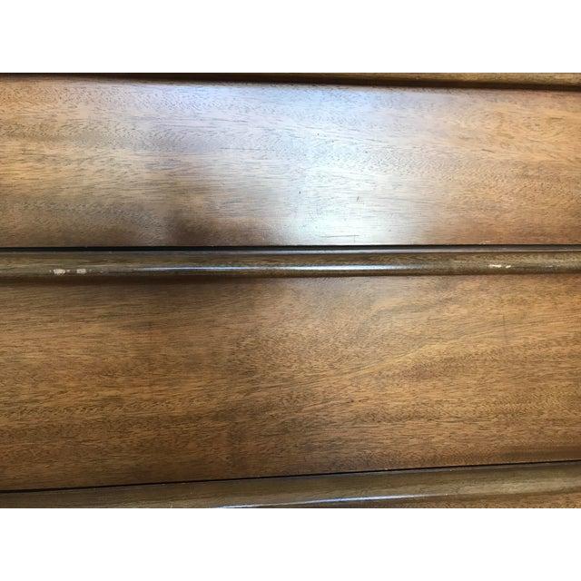 1960s Mid Century Modern Bassett 4 Drawer Dresser For Sale - Image 10 of 11