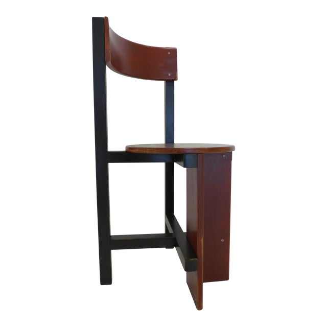 "Constructivist ""Bastille"" Chair by Piet Blom For Sale"