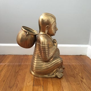 Brass Baby Buddha Statue Preview