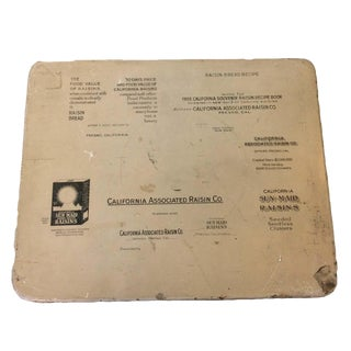 Lithograph Stone Printing Block For Sale