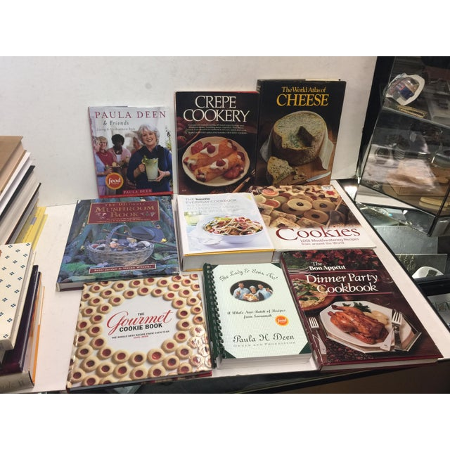 Americana Decoratie Book Lot Cookbooks 22 Book Set For Sale - Image 3 of 6