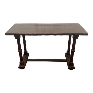 19th Italian Console Table For Sale