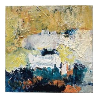 Box Study 3 Contemporary Abstract Painting For Sale