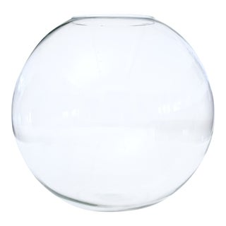 Large Spherical Fish Bowl or Terrarium