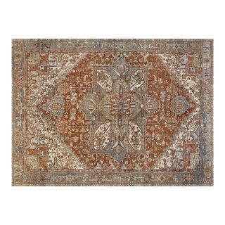 "Nalbandian - 1920s Persian Heriz Carpet - 8'3"" X 11'6"" For Sale"