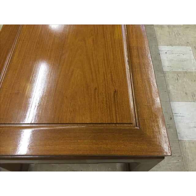 Mid-Century Modern George Zee Hong Kong Coffee Table For Sale - Image 3 of 6