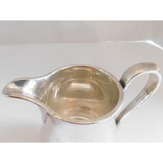 "Tiffany & Co. Sterling Mid-Century 925 ""Queen Anne"" Creamer Pitcher Preview"