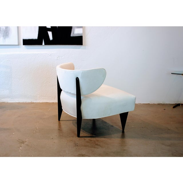 Mid-Century Sculptural Lounge Chair in the Style of Billy Haines, 1950s - Image 4 of 7
