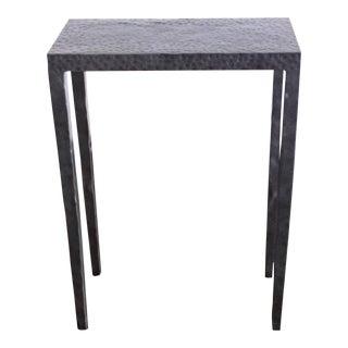 Palecek Josephine Indoor-Outdoor Side Table For Sale