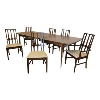 Broyhill Brasilia Mid-Century Dining Set