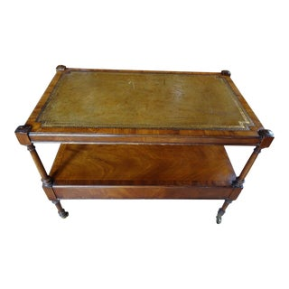 Vintage French Coffee Table For Sale