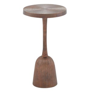 Currey & Company Tulee Accent Table For Sale