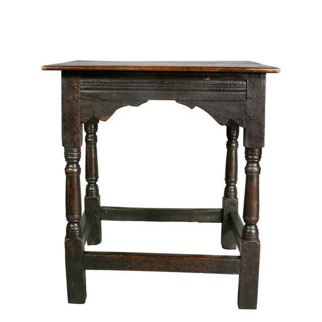 Jacobean Oak Table For Sale - Image 10 of 10