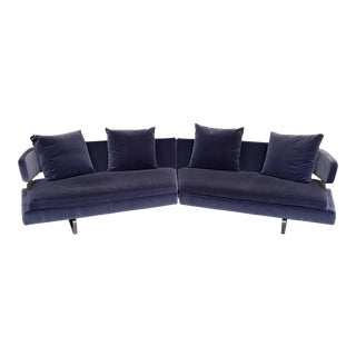 Contemporary B&B Italia Arne Sectional For Sale