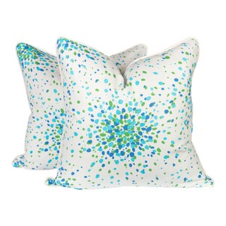 Lulu DK Schumacher Jelly Bean Pillows - a Pair