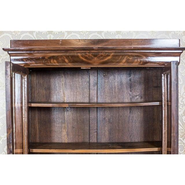 Biedermeier Bookcase, Circa 1850 For Sale - Image 4 of 13