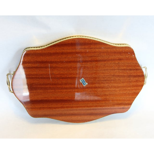 Vintage Italian Marquetry Tray - Image 5 of 6