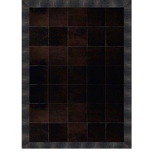 Chic Leathers Rug From Covet Paris For Sale