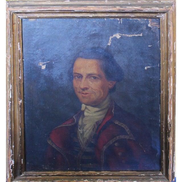 Antique Portrait For Sale - Image 4 of 4