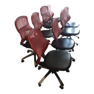 Knoll® Generation Chairs - Set of 8