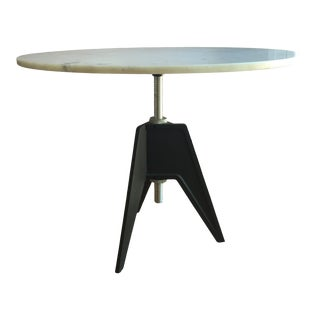 Contemporary Tom Dixon Marble Cafe Screw Table For Sale