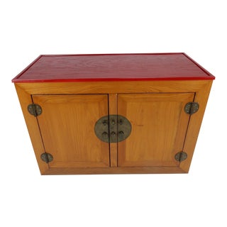 Great Chinese Hardwood Server