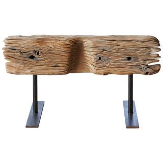 Bank 1, Bench by Hanni Dietrich For Sale