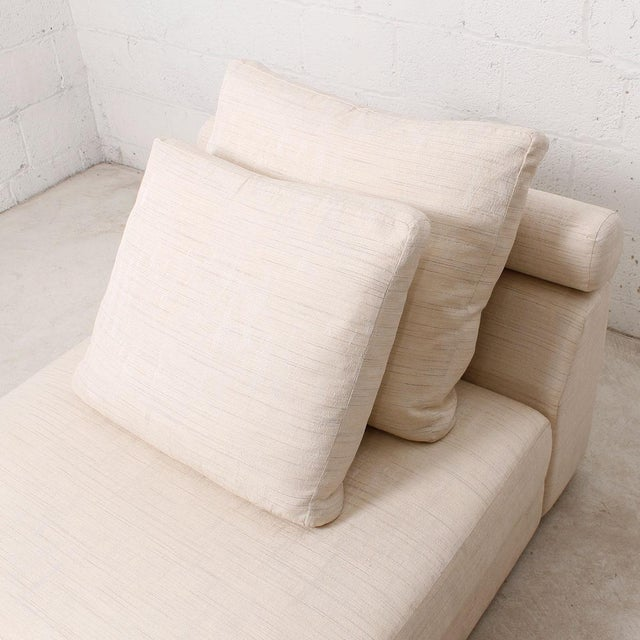 Roche Bobois Chaise Lounge - Image 4 of 8