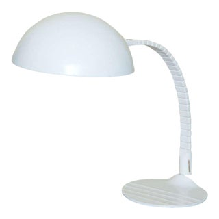 "Elio Martinelli ""Vertebrae"" White 660 Table Lamp For Sale"