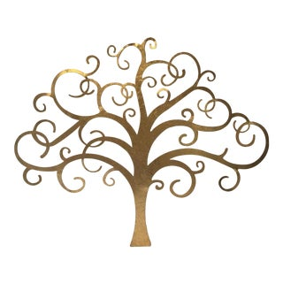 Gold Tree Wall Art For Sale