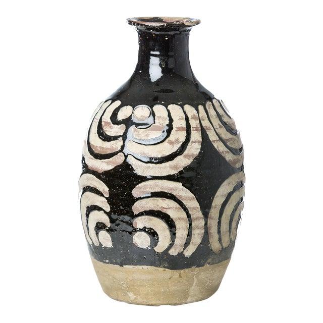 Vinci Moroccan Half Round Vase For Sale
