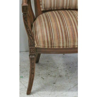 French Style Carved Armchairs - A Pair Preview
