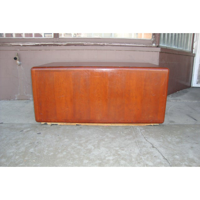 1970s Mid Century Wooden Coffee Table For Sale - Image 13 of 13