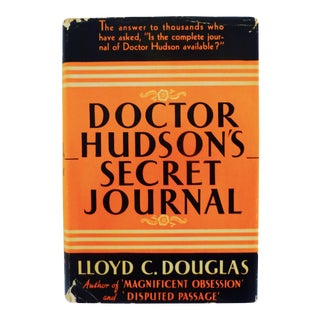 """Doctor Hudson's Secret Journal"" Book"
