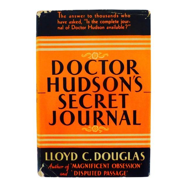 """""""Doctor Hudson's Secret Journal"""" Book For Sale"""