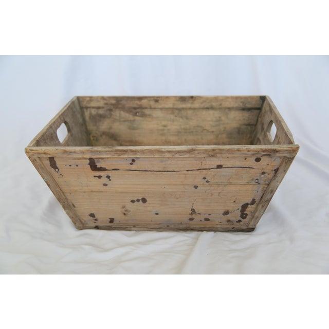 Asian Style Wood Box - Image 3 of 4