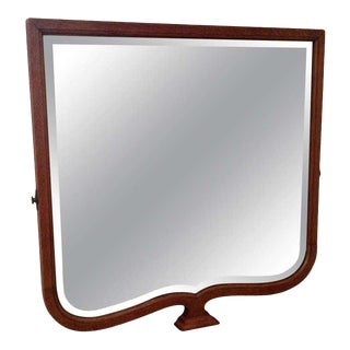 Scottish Arts and Crafts Wall Mirror For Sale