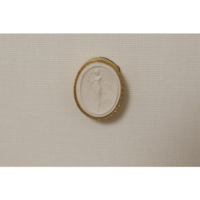 1820 Grand Tour Intaglios, Set of 2 For Sale In Houston - Image 6 of 10